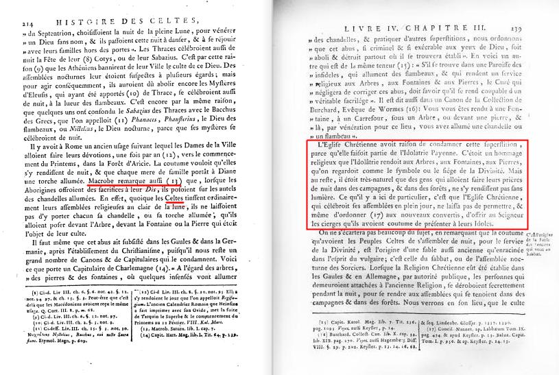 Histoire des celtes, et particulièrement des gaulois et des germains, depuis ... - Simon Pelloutier, Chiniac de La Bastide - Google Livres