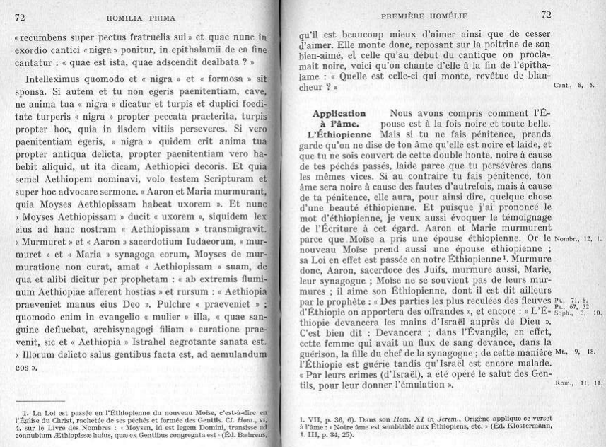 Homélie Origène 2