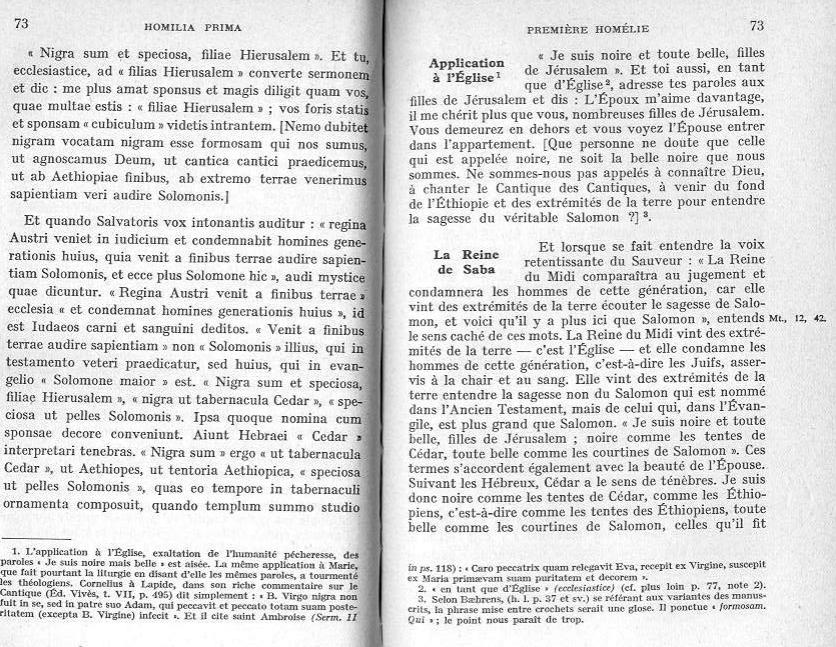 Homélie Origène 3