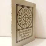 Das Geheimnis der Runen (1906-8)