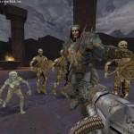 Heinrich et son armée de morts vivants