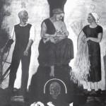 Couverture de Odal (1935) exemple de symbolique runique völkisch