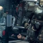Corps rapiécés, augmentés d'exosquelettes robotiques.